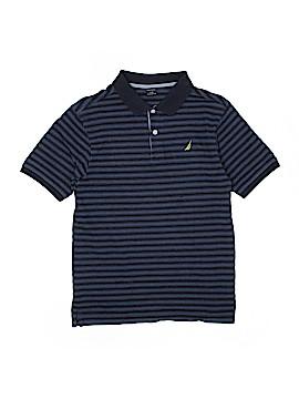 Nautica Short Sleeve Polo Size 14 - 16