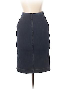 Ann Taylor LOFT Denim Skirt Size 00