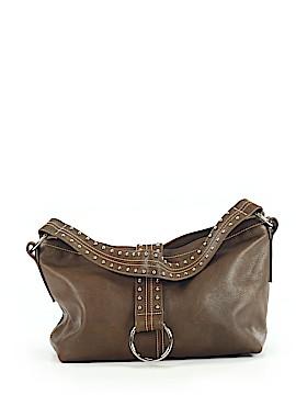 Rebecca Ciccio Leather Hobo One Size