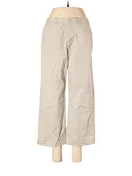 Coldwater Creek Khakis Size 8