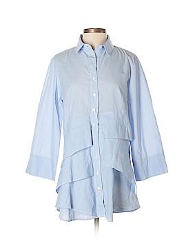 Finley Long Sleeve Button-Down Shirt Size S