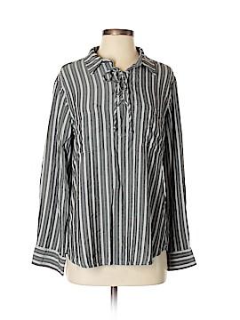 Allison Joy Long Sleeve Blouse Size XL