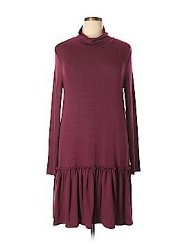 Halogen Casual Dress Size 1X (Plus)