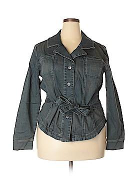 Monroe and Main Denim Jacket Size 1X (Plus)