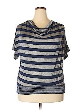 Lavish Short Sleeve Top Size 2X (Plus)