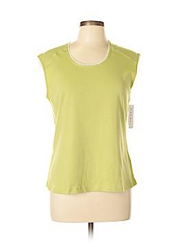Rafael Short Sleeve Top Size L