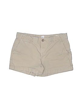 Gap Khaki Shorts Size 8 (Tall)