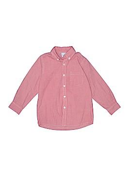 Remember Nguyen Long Sleeve Button-Down Shirt Size 5