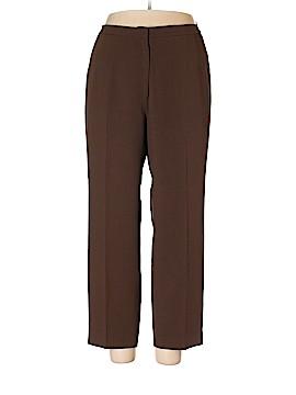 Grace Dane Lewis Dress Pants Size 16 (Petite)