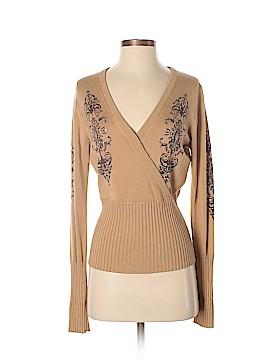 Karen Kane Silk Pullover Sweater Size S