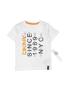 DKNY Short Sleeve T-Shirt Size 4T