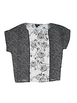 Nue Options Short Sleeve Blouse Size XL