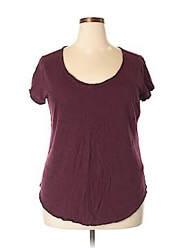 14th & Union Short Sleeve T-Shirt Size 1X (Plus)