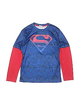 Superman Long Sleeve T-Shirt Size 18