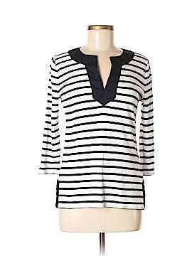 Chaps 3/4 Sleeve T-Shirt Size M