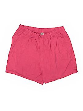 White Stag Khaki Shorts Size 3X (Plus)