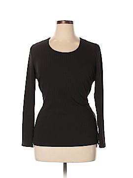 Eloquii Long Sleeve Top Size 16 (Plus)