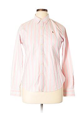 Ralph by Ralph Lauren Long Sleeve Button-Down Shirt Size 14