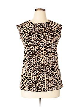 Violet & Claire Sleeveless Blouse Size 1X (Plus)