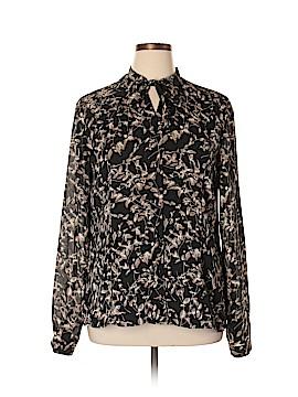 Pendleton Long Sleeve Blouse Size 14