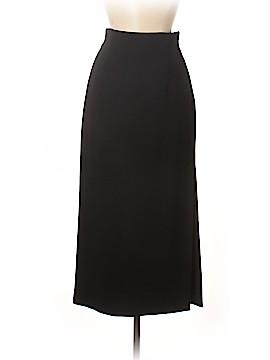 Emporio Armani Wool Skirt Size 40 (IT)
