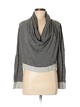Iris & Navy Sweatshirt Size M