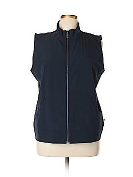 Zenergy by Chico's Vest Size XL (3)