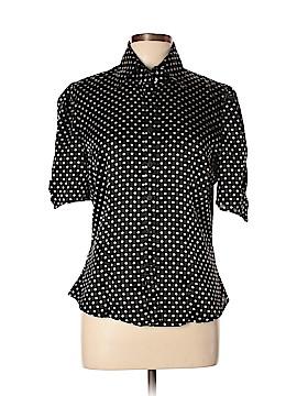 Fleurish Short Sleeve Blouse Size L