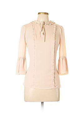 Karl Lagerfeld 3/4 Sleeve Blouse Size XS