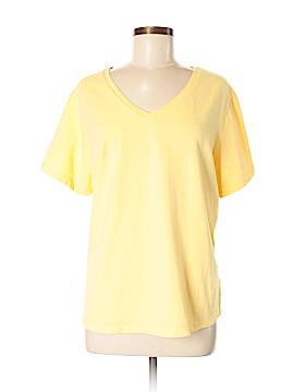 Faded Glory Short Sleeve T-Shirt Size 18 (Plus)
