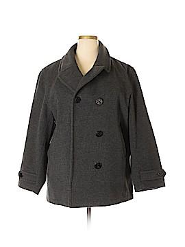 Lands' End Wool Coat Size 18 - 20 (Plus)