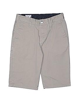 Volcom Khaki Shorts Size 12