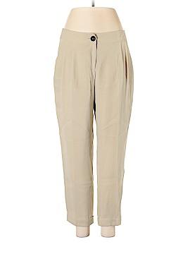 Burberry Silk Pants Size 8