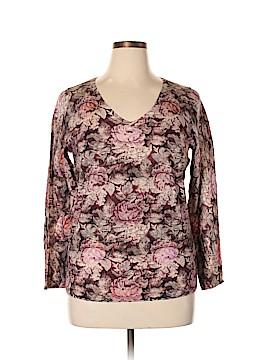 Talbott Wool Pullover Sweater Size 1X (Plus)