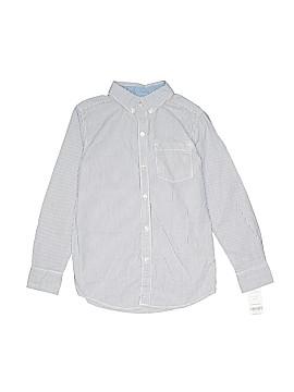 Carter's Long Sleeve Button-Down Shirt Size 8