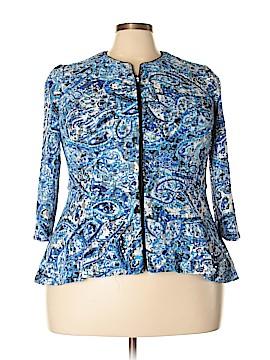 Alex Evenings Jacket Size 1X (Plus)