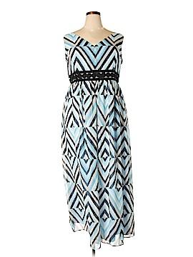 Taylor Casual Dress Size 22W (Plus)