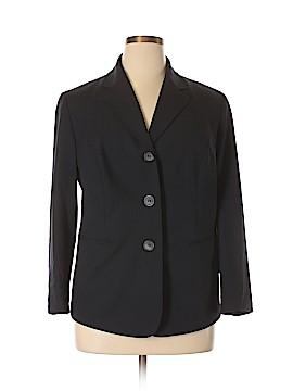 Lafayette 148 New York Wool Blazer Size 14