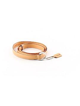Coach Leather Belt Size L