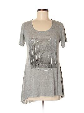 Sun & Shadow Short Sleeve Top Size M