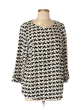 Pixley 3/4 Sleeve Blouse Size XL