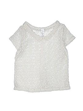 Avon Short Sleeve Blouse Size M
