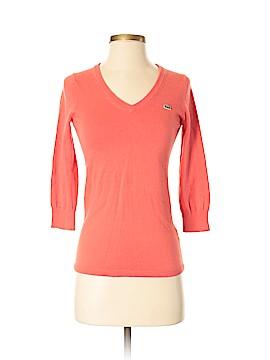 Lacoste Pullover Sweater Size 34 (EU)