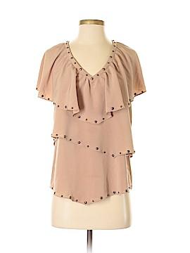 Hanna G. Short Sleeve Blouse Size S