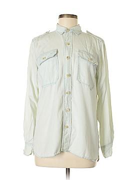 Joe's Jeans Long Sleeve Blouse Size XS