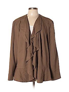 Lafayette 148 New York Cardigan Size 22 (Plus)