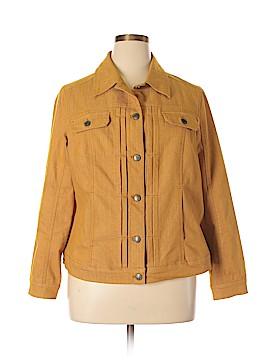 DressBarn Denim Jacket Size 16