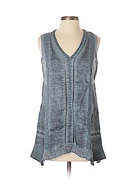 Soft Surroundings Sleeveless Blouse Size XS (Petite)