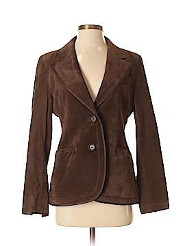 Di Vita Leather Jacket Size 4
