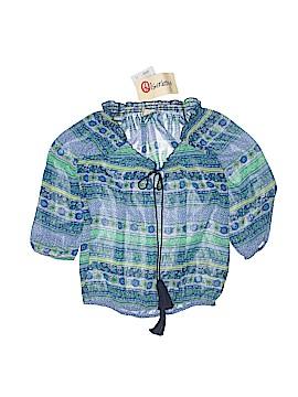 Olsenboye 3/4 Sleeve Blouse Size S